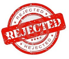 Rejections: Why They're Not Always a Bad Thing