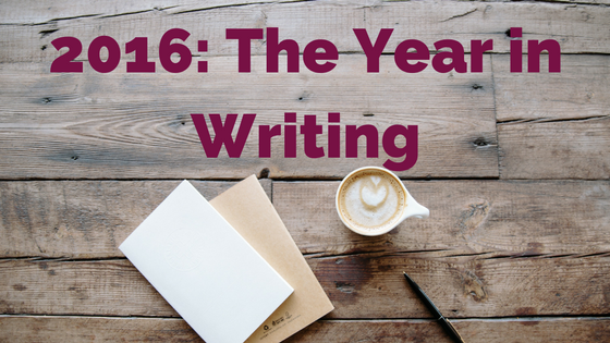 Member Michelle Chalkey: The Year in Writing